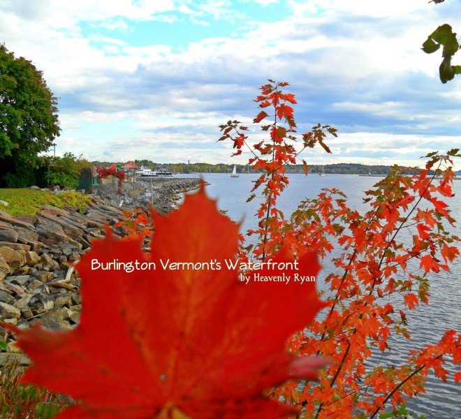 BTV Waterfront Foliage 2014 by Heavenly Ryan