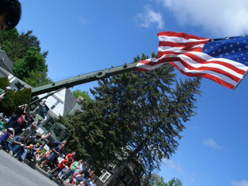 Essex Memorial Day Parade 2014 by Heavenly Ryan