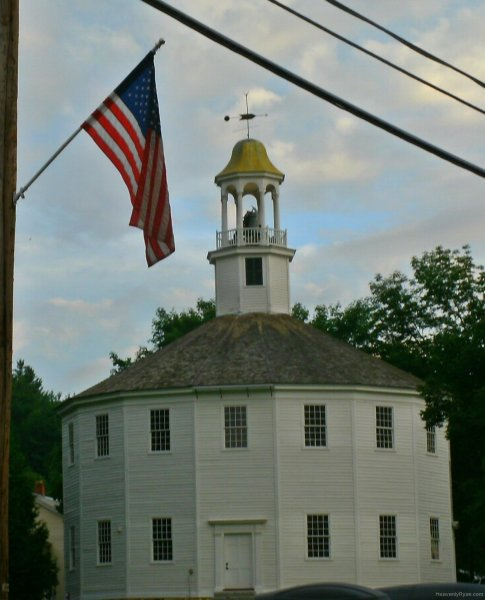 July 4th Richmond Round Church 2014 by Heavenly Ryan