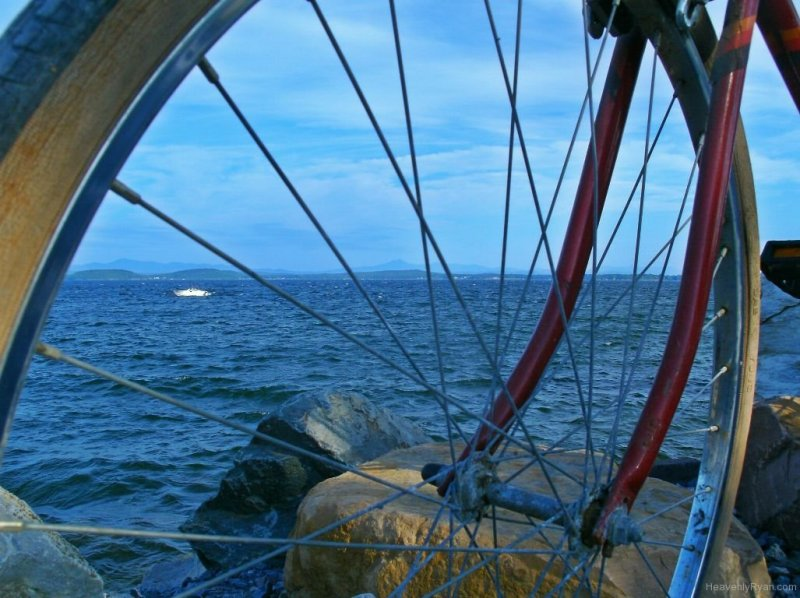 Lake Champlain Causeway Bike 2014 by Heavenly Ryan
